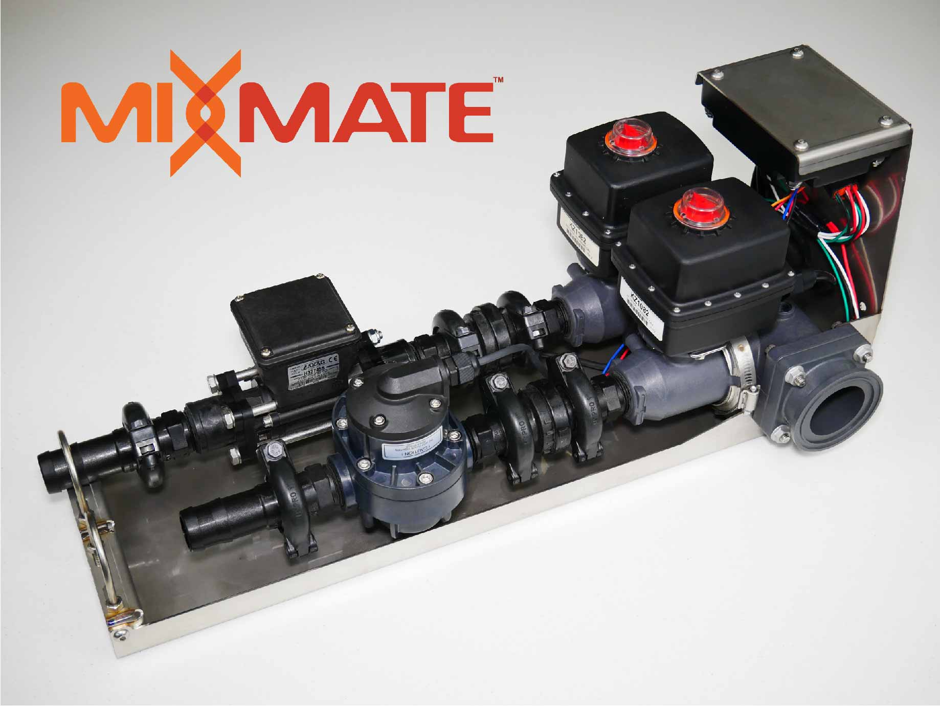 Mixmate Flow - Chemical Mixing System
